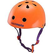Kiddimoto Helmet Medium (Matt Orange)