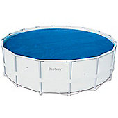Solar Pool Cover For 16ft Round Metal Frame Pools