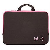 "Urban Factory NOT01UF 15"" Sleeve case Pink notebook Fuchsia"