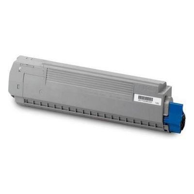 OKI Cyan Toner Cartridge for MC851 Multi Function Printers (Yield 7300 Pages)