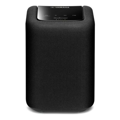 Yamaha WX010BLB Wireless MusicCast Multi-Room Speaker - Black