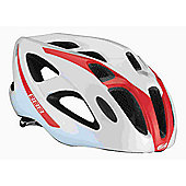 BBB BHE-33 - Kite Helmet (White & Red, 52-58cm)