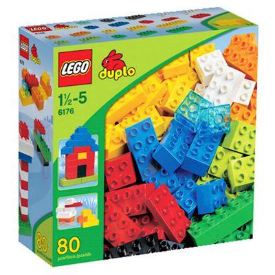 LEGO Duplo LEGOVille Basic Bricks Deluxe