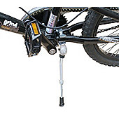 "Black Widow EZ-Stand Bike Prop-Stand for kids bikes with wheels from 12"" to 16"" - Colour: Silver"