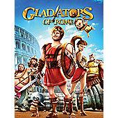 Gladiators of Rome DVD