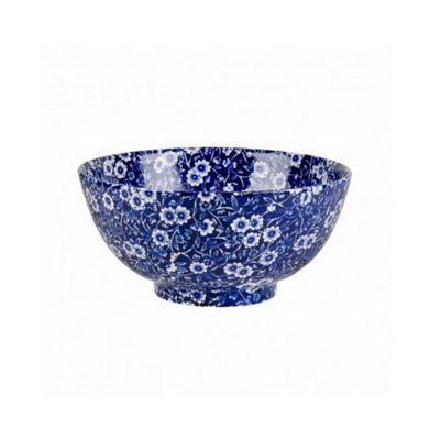 Burleigh Blue Calico Cereal Bowl 20cm