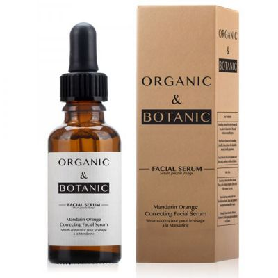 Organic & Botanic Mandarin Orange Correcting Facial Serum 30ml