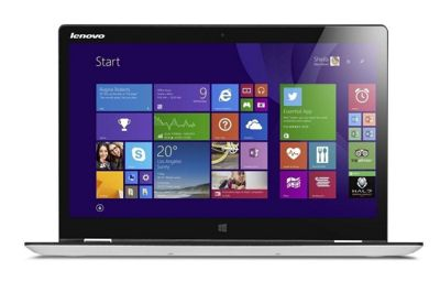 Buy Lenovo Yoga 3 14 in White Intel Core i7-5500U Dual Core