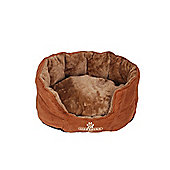Confidence Pet Soft Cushioned Washable Dog Bed For Cat Puppy Kitten Mat Small
