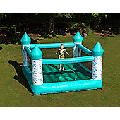 11ft x 11ft Snowflake Bounce House by JumpKing