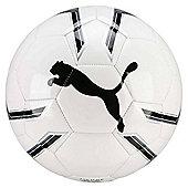 Puma Pro Training II MS Football Soccer Ball White/Black - Size 5