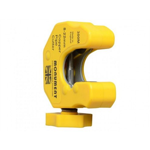 Monument 300 m. Automatic Pipe Cutter 8-22 mm. Capacity