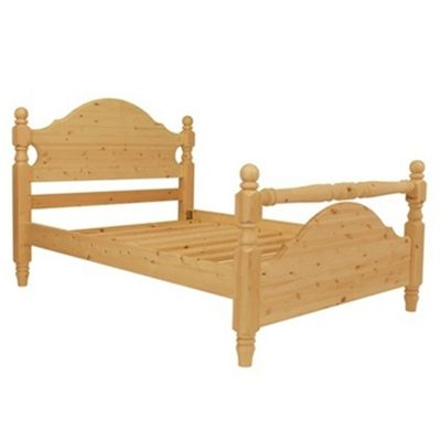 Double Premier Pine High End Bed - 4ft 6