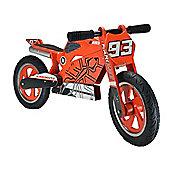 Kiddimoto Marc Marquez 2016 Superbike Wooden Balance Bike 2yrs+