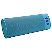 KitSound Cancer Research UK Boombar Bluetooth Speaker Blue