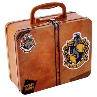 Top Trumps Harry Potter Hufflepuff Tin Game