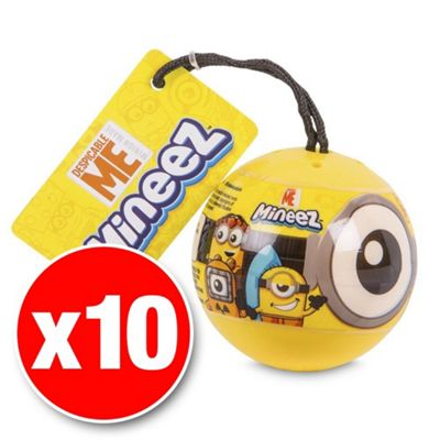 Despicable Me Mineez Blind Pack Series 1 (Ten Supplied)