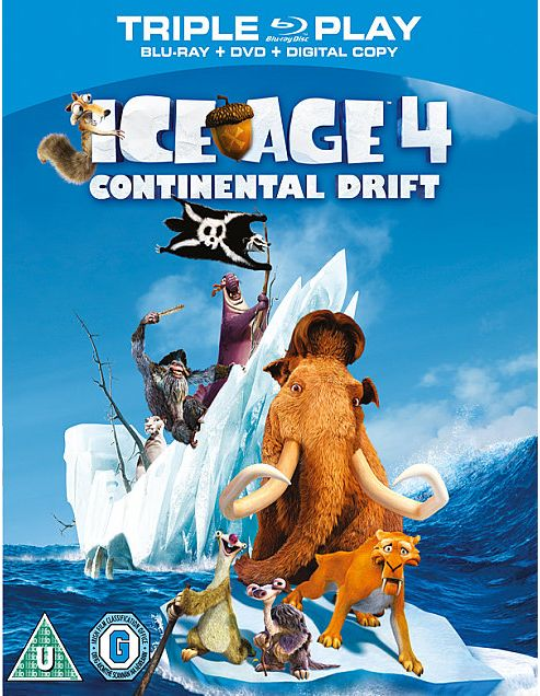 Ice Age 4 BR