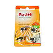 Kodak Hearing Aid Size 13 Battery 4 Pack
