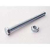 Basic 042699 Hex Nuts&Bolts M10X50mm X3