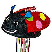 Ladybird Pull Pinata