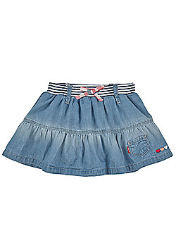 Levis Girls - Jupy Denim Skirt - Indigo - 6M-12M-18M - Indigo