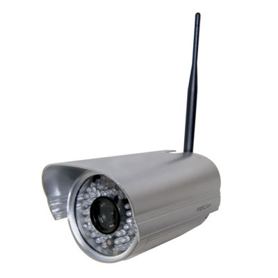 Foscam FI9805W Outdoor Wireless 960P IP Camera with 30m Night Vision - Silver