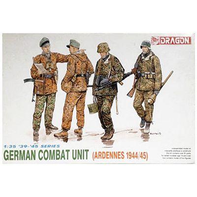 DRAGON 6002 Waffen SS Ardennes 1944/45 Ltd 1:35 Military Model Kit