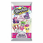 Shopkins Trading Cards Spk Squad - 1 Pack Supplied