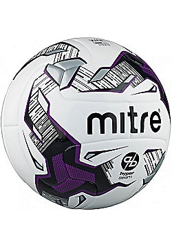 Mitre Promax Hyperseam Football - White