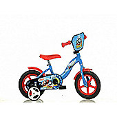 Thomas & Friends 10inch Balance Bike Blue - DINO Bikes