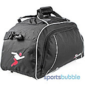 Precision Training Travel Bag - Black/Silver