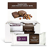 High Protein Snack Bar Chocolate Praline Box of 12