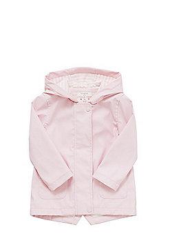 F&F Hooded Mac - Light pink