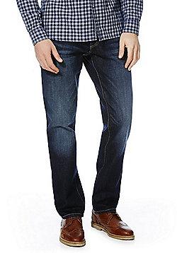 F&F Straight Leg Jeans - Dark wash