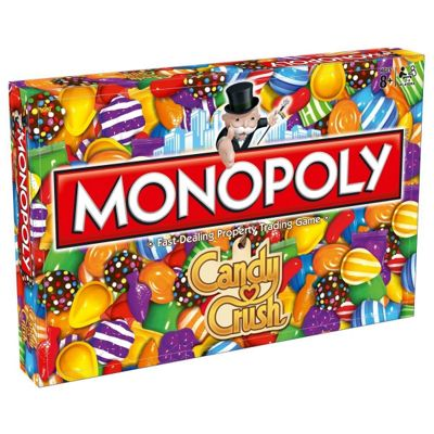 Candy Crush Soda Saga Monopoly