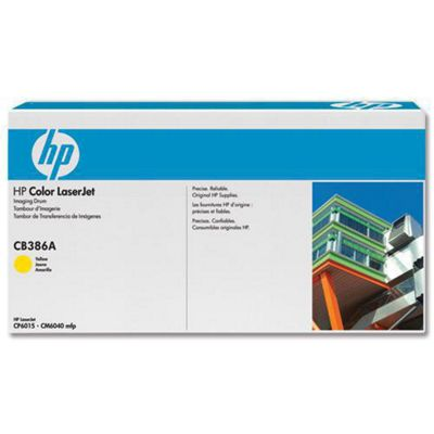 HP 824A Yellow Imaging Drum (Yield 23,000) for LaserJet CP6016 CM6030mfp and CM5040mfp Printers