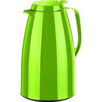 EMSA Basic Easy Tip Vacuum Jug, 1.5L, Green