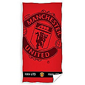 Manchester United FC Large Towel