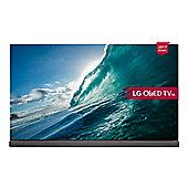 "LG G7V 65"" Smart Built-In Wi-Fi UHD 2160p OLED TV in Black"