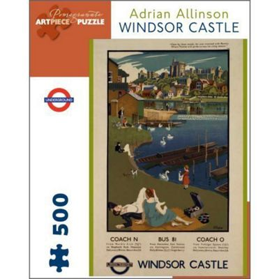 Windsor Castle Puzzle