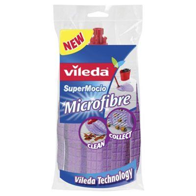 Vileda SuperMocio Microfibre Mop Refill