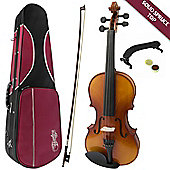 Theodore 4/4 Violin Outfit ? Solid Spruce Top ? School Violin