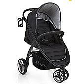 Hauck Lift-Up Pushchair 3, Black