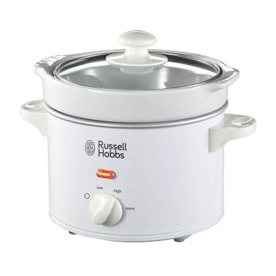 Russell Hobbs 22730 2 Litre Food Collection Slow Cooker - White