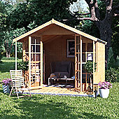 10x8 BillyOh Lily Tongue and Groove Apex Summerhouse