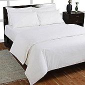 Homescapes  Egyptian Cotton Duvet Cover 1000 TC, - White