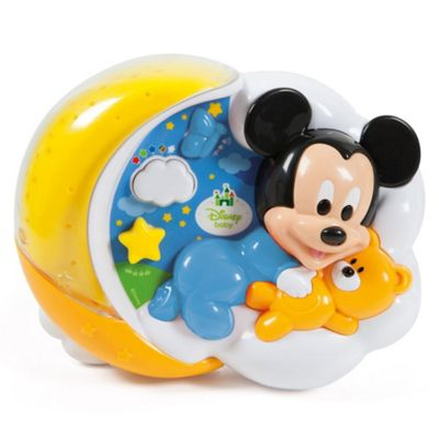 Baby Clementoni Magic Stars Projector Baby MIckey