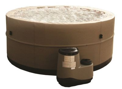 Swift Current Plug & Play Portable Hot Tub