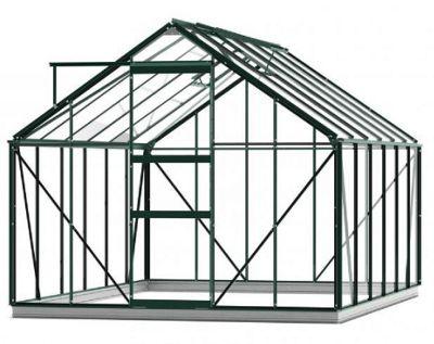 Simplicity SUN 8x10 Green Greenhouse Starter Package